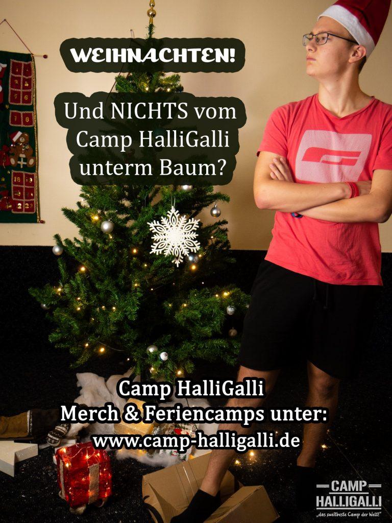 Camp HalliGalli, modernes Ferienlager in Sachsen. Feriencamps in Sachsen. Werbekampagne.